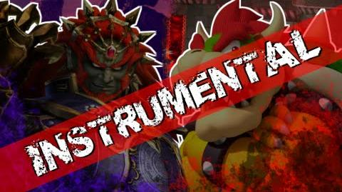 ♫♪ Bowser Vs Ganondorf - Epic Pixel Battle 05 Instrumental