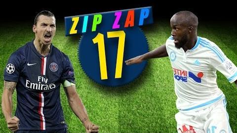 Classico OM vs PSG - Zip Zap Football 17