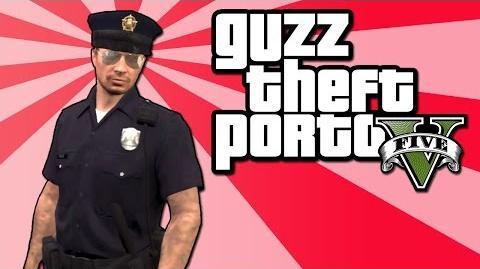 Guzz Theft Porto V 20 Je vous confisque votre... heu..
