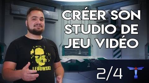 Créer son studio de jeu vidéo indépendant 2 - Le business plan