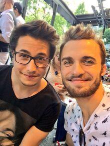 Lucas & Hugo