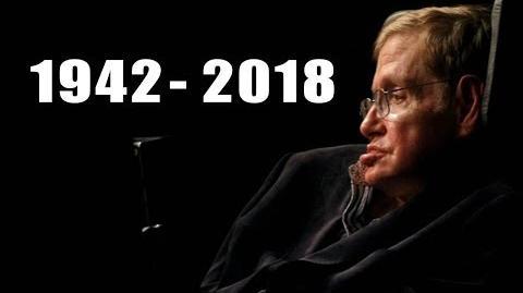 Au Revoir Stephen Hawking - DNDE -49