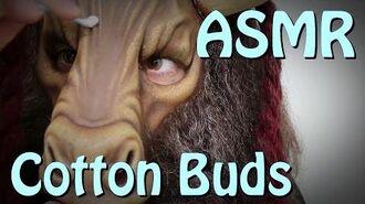 Cotton Buds - ASMR -