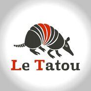 Le Tatou Logo
