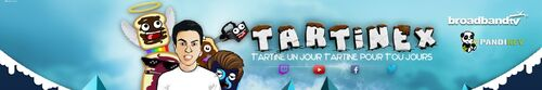Bannière TartinEx
