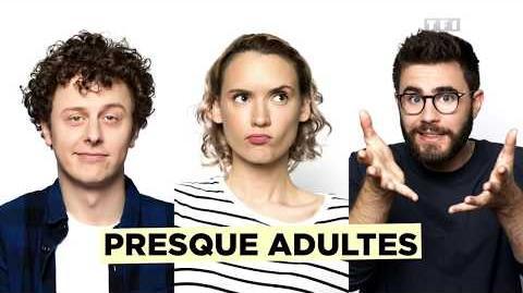 """""""Presque adultes"""" - Norman, Natoo et Cyprien dans une série !"""