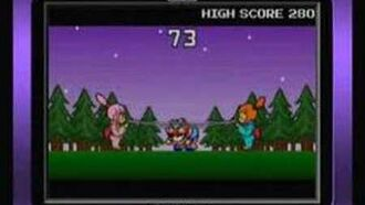 Wario ware Jump forever ( best record 280)