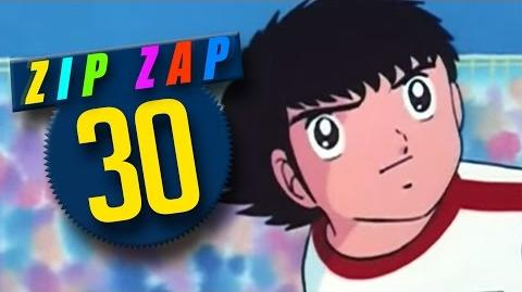 DESSINS ANIMÉS DE FOOTBALL - Zip Zap 30