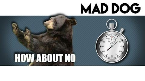 How About No Bear - Minute Meme