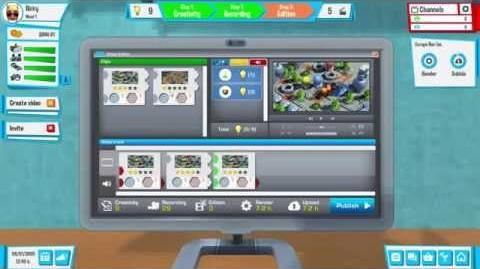 Youtubers Life - Greenlight presentation video