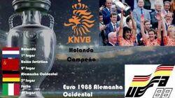 🏆Campeões do campeonato europeu de futebol (1960-2016) 🏆