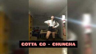 CHUNG HA (청하) - Gotta Go (벌써 12시) Dance Cover Yeirii