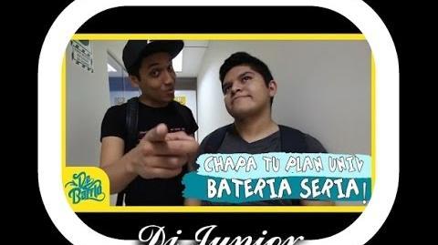 Chapa tu plan universitario De Barrio Ft Bukano Remix - Dj Junior-1580268083