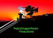 Pete'sDragonRockz Productions Logo 2