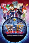 Sky High (Thebackgroundponies2016style)