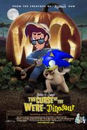Jamie & Sonic- The Curse of the Were-Dinosaur