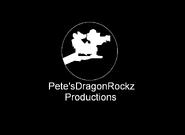 Pete'sDragonRockz Productions Logo 3