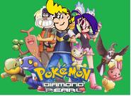 Pokemon Diamond and Pearl (Thebackgroundponies2016style)