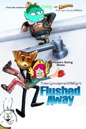 Flushed Away (Thebackgroundponies2016Style)