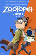 Zootopia (Thebackgroundponies2016style)