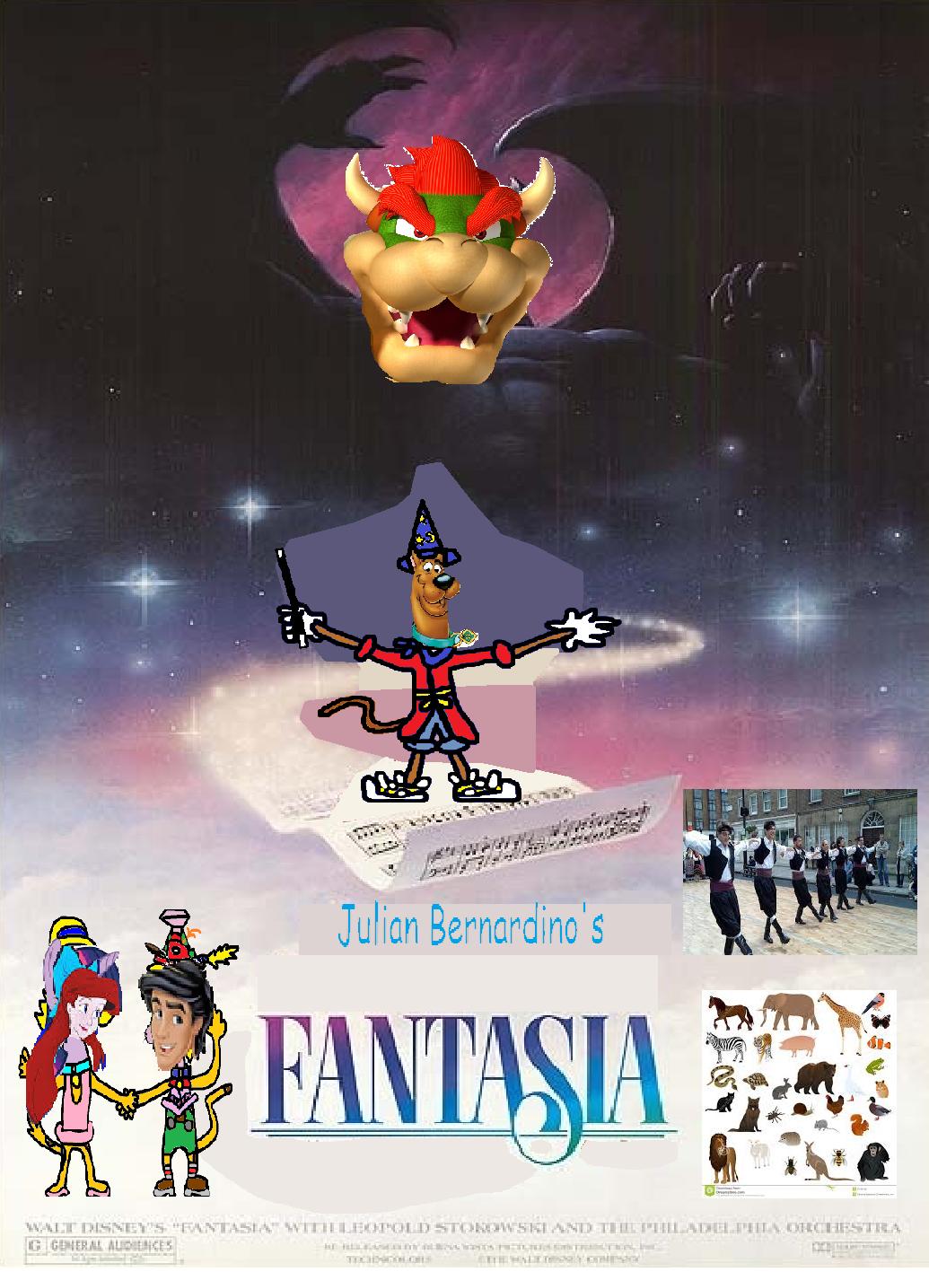 Fantasia (Julian Bernardino Style) | Youtubescratch Wiki