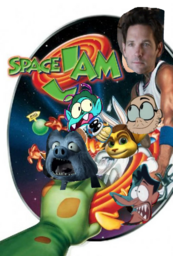 Space Jam (Thebackgroundponies2016Style)