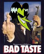Bad Taste (Thebackgroundponies2016Style)