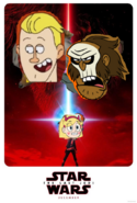 Star Wars Episode 8 The Last Jedi (Thebackgroundponies2016Style)