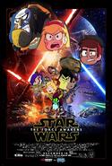 Star Wars Episode 7 (Thebackgroundponies2016Style)