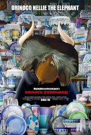 Orinoco (Ferdinand) Poster