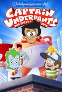 Captain Underpants (Thebackgroundponies2016Style)