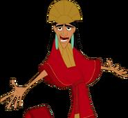 Emperor Kuzco