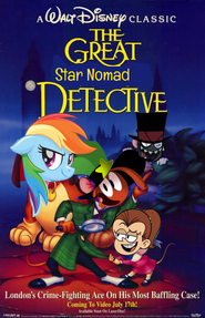 The Great Wander Detective Poster