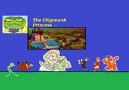 Chipmunk Princess All Main Characters