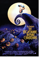 The Nightmare Before Christmas (Thebackgroundponies2016Style)