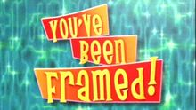 You've Been Framed Series 20-22 Title Card (2007-2010)