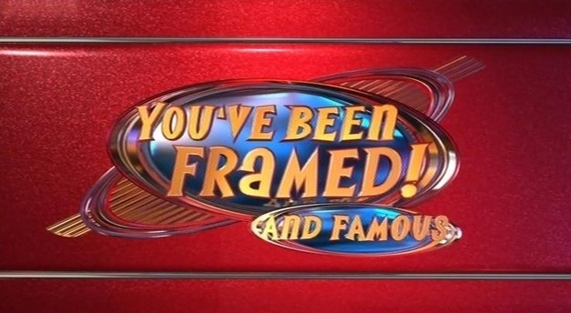 Image - YouveBeenFramedAndFamousLogo.jpg | You\'ve Been Framed! Wiki ...