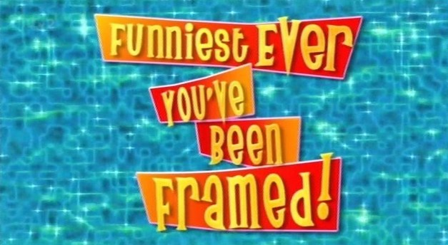 Image - FunniestEverYouveBeenFramedLogo.jpg | You\'ve Been Framed ...