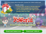 YoWorld Desktop App