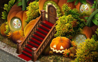 Pumpkin House 2014