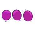 Splat Purple