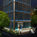 Nightclub Skyscraper