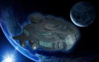 Space Falcon