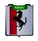 Andronico Mafia Family Crest