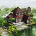 Japanese Countryside Home