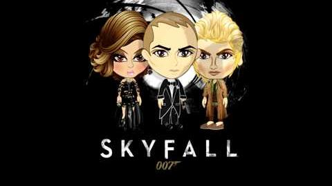 """SKYFALL"" YOWORLD BOND MOVIE TRAILER~YOSCAR 2017 WINNER"