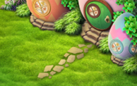 Easter Egg Burrow ER2015