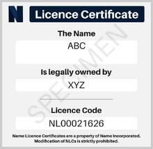 NLCspecimen