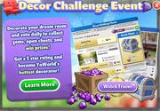 Decor Event Popup