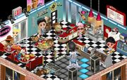 Andronico Resort 50s Diner (July 2017)